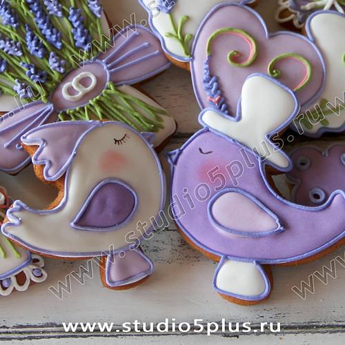 Пряники расписные имбирные на свадьбу, свадебные пряники купить в Санкт-Петербурге, СПб
