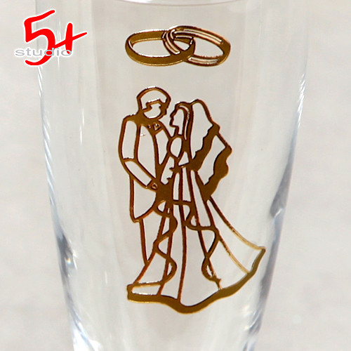 свадебные бокалы для битья на счастье