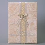 Книга пожеланий на свадьбу со свадебными колечками купить у нас