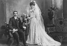 История свадебного фотоальбома